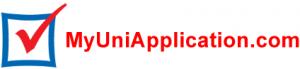 my uni application