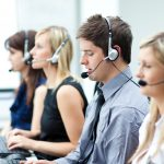 Transcribing Call Centre Conversations